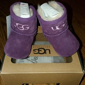 infant purple uggs boots
